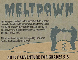 Meltdown! An Icy Adventure for Grades 5-8